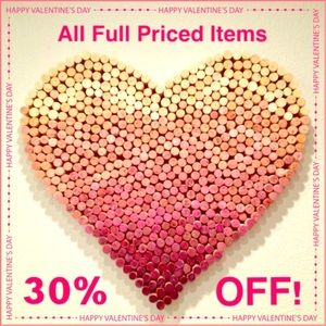 Other - 30-40% OFF VALENTINES SALE ❤️ for Future Sales!